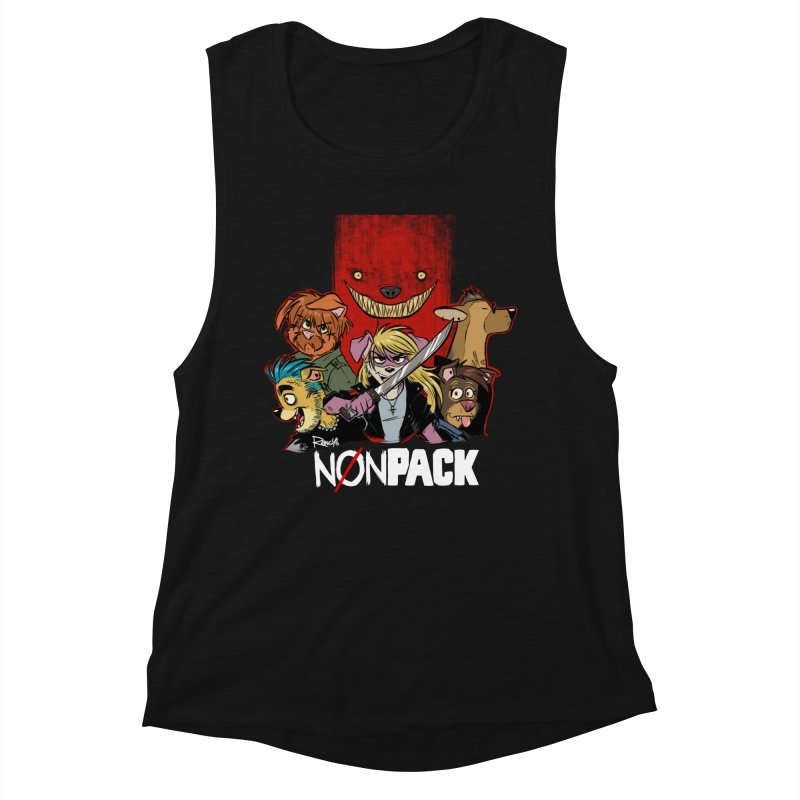 NONPACK SATOS Women's Tank by Tripleta Studio Shop