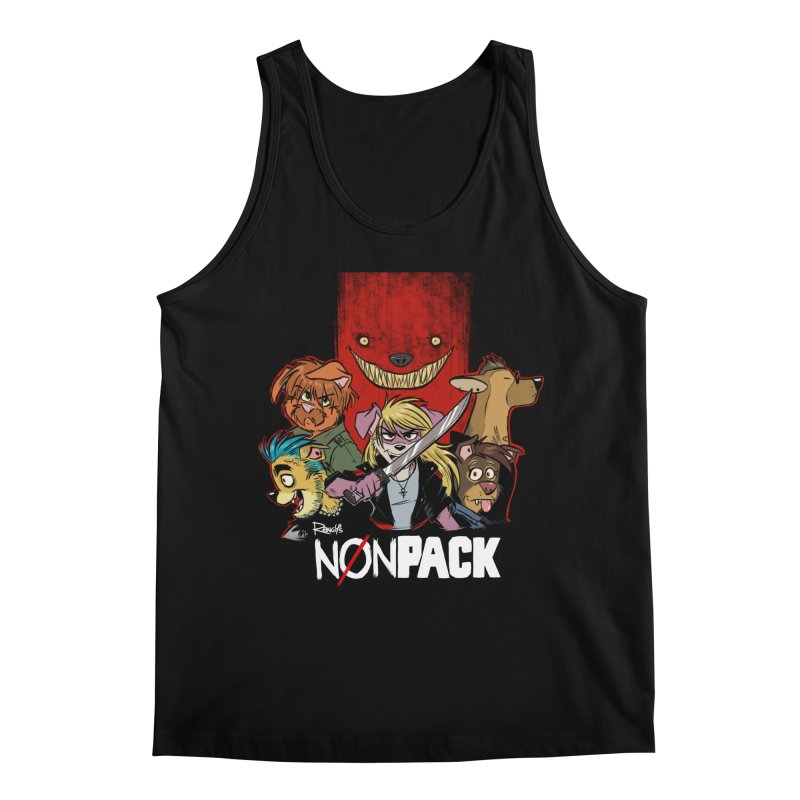 NONPACK SATOS Men's Tank by Tripleta Studio Shop
