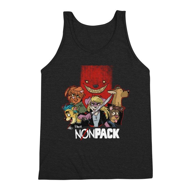 NONPACK SATOS Men's Tank by Tripleta Studio Shop