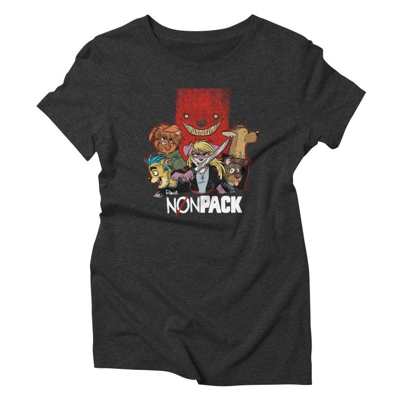 NONPACK SATOS Women's T-Shirt by Tripleta Studio Shop