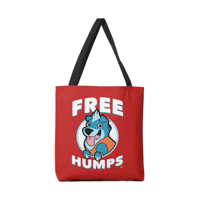 FREE HUMPS Accessories Bag by Tripleta Gourmet Clothing