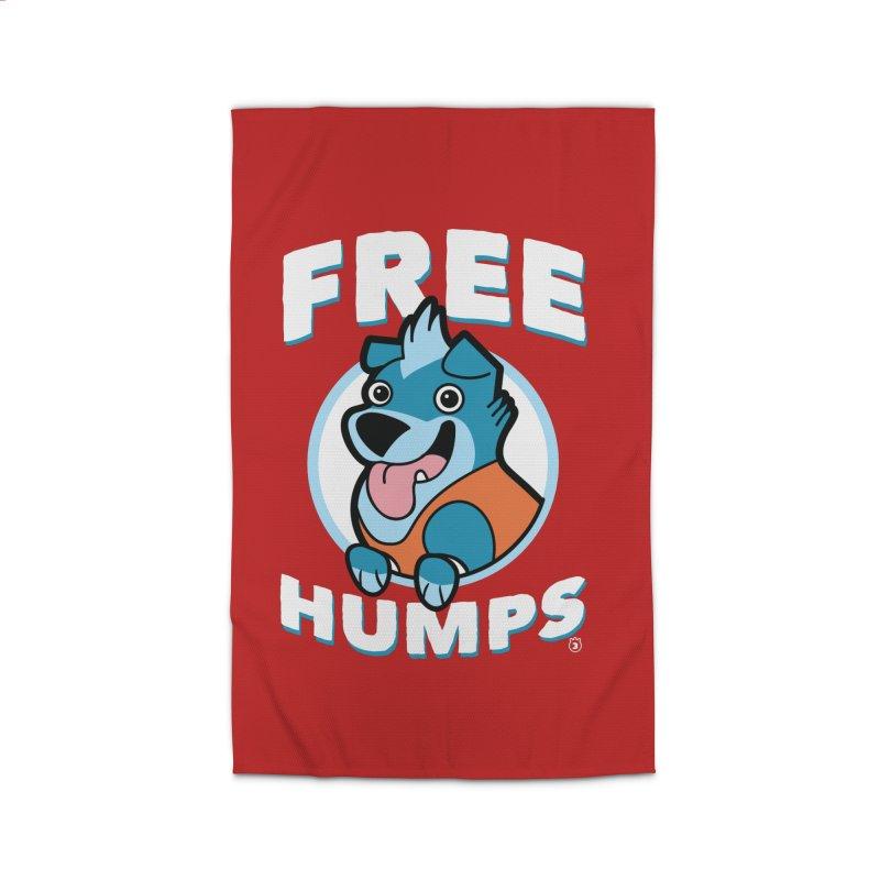 FREE HUMPS Home Rug by Tripleta Gourmet Clothing