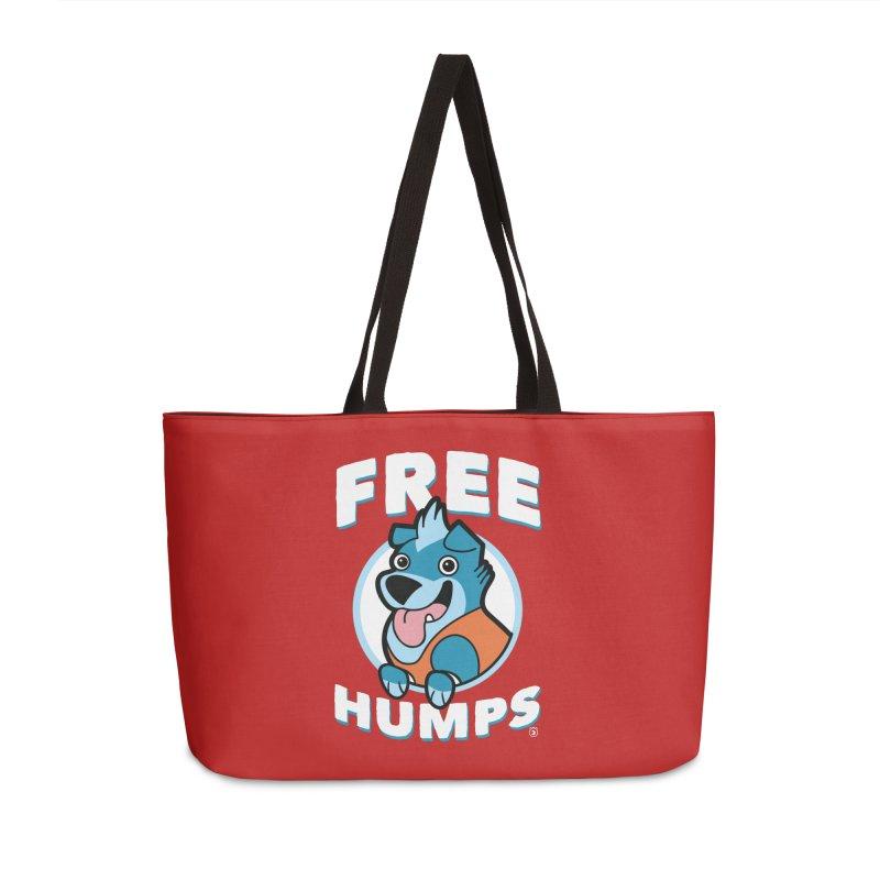 FREE HUMPS Accessories Weekender Bag Bag by Tripleta Studio Shop