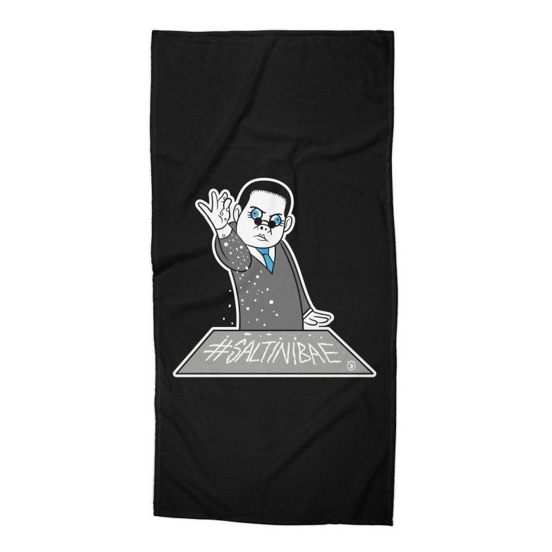 SALTINI BAE Accessories Beach Towel by Tripleta Studio Shop