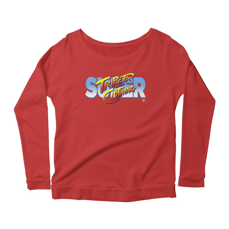 SUPER TRIPLETA FIGHTER Women's  by Tripleta Gourmet Clothing