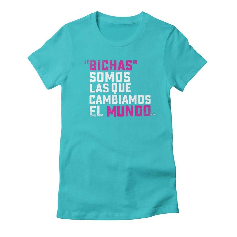 BICHAS Women's T-Shirt by Tripleta Studio Shop