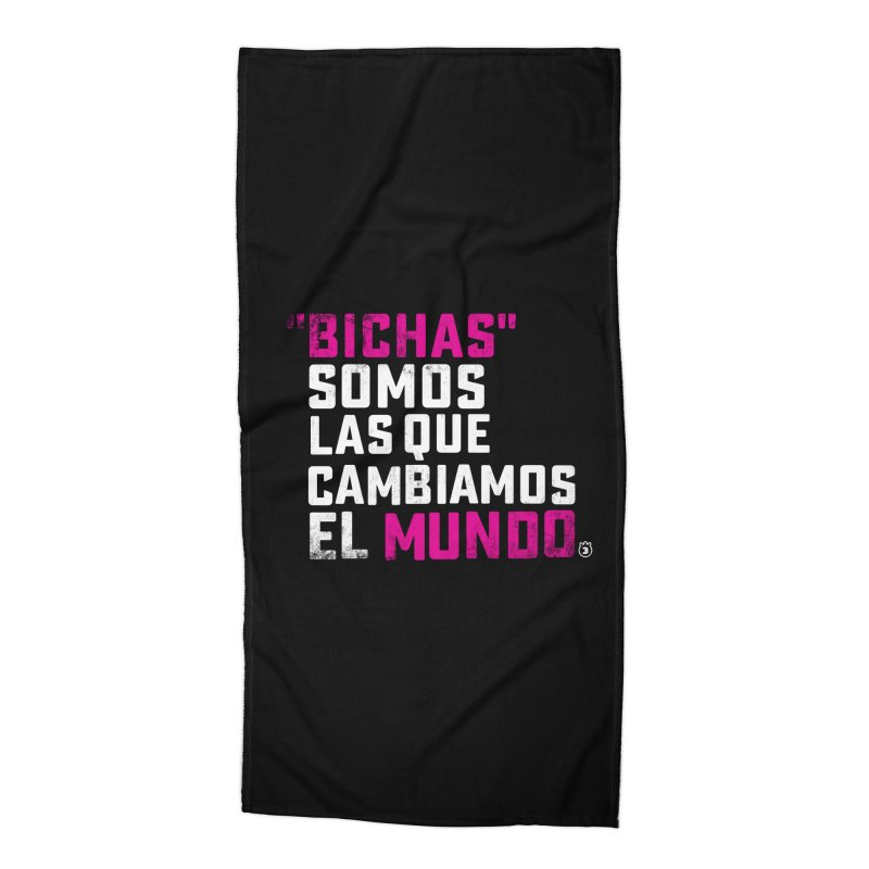 BICHAS Accessories Beach Towel by Tripleta Studio Shop
