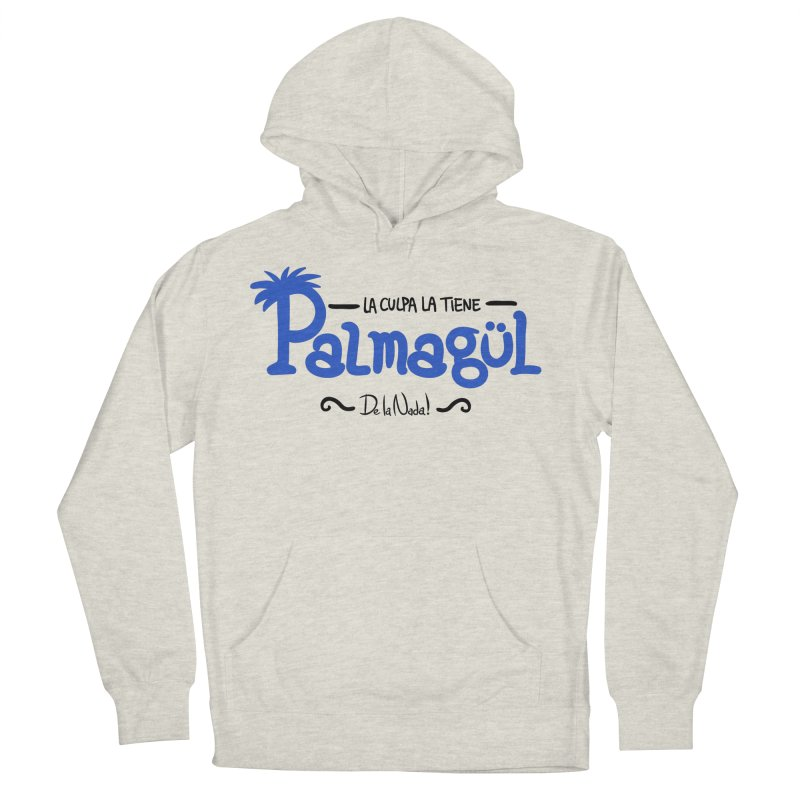 PALMAGUL Women's French Terry Pullover Hoody by Tripleta Gourmet Clothing