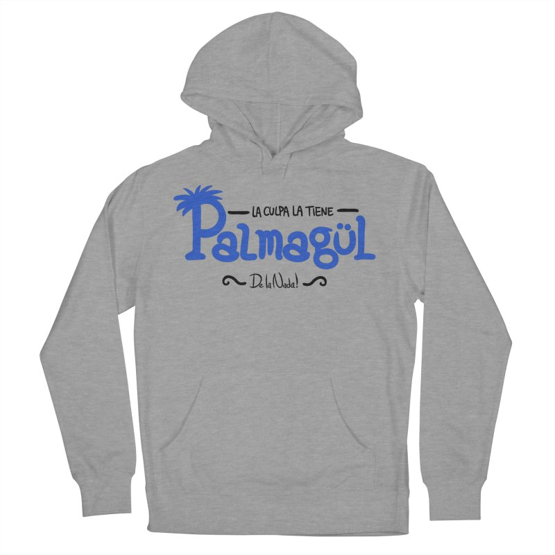 PALMAGUL Men's French Terry Pullover Hoody by Tripleta Studio Shop