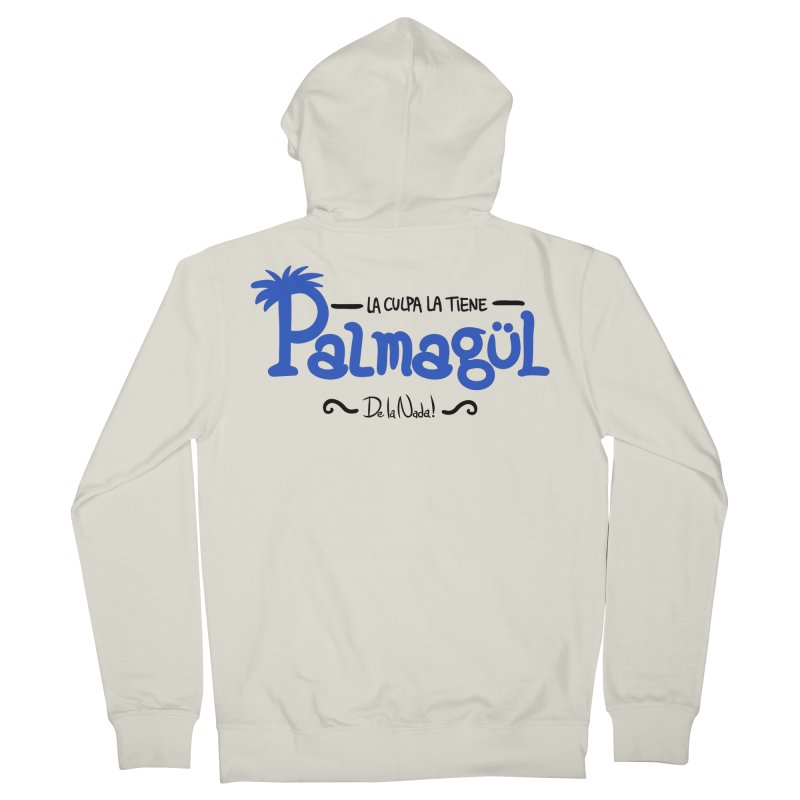 PALMAGUL Women's French Terry Zip-Up Hoody by Tripleta Studio Shop