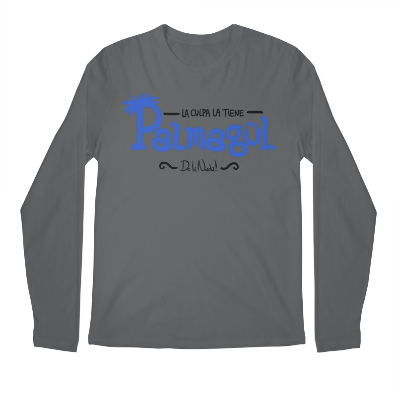 PALMAGUL Men's Regular Longsleeve T-Shirt by Tripleta Gourmet Clothing