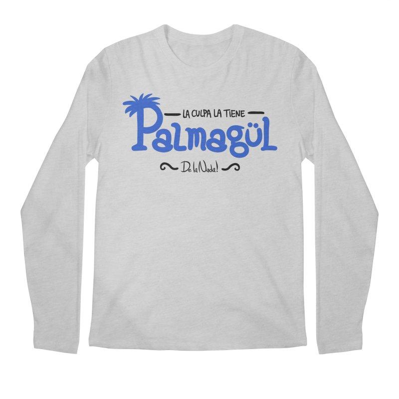 PALMAGUL Men's Longsleeve T-Shirt by Tripleta Gourmet Clothing