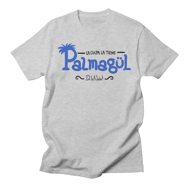 PALMAGUL Men's T-shirt by Tripleta Gourmet Clothing