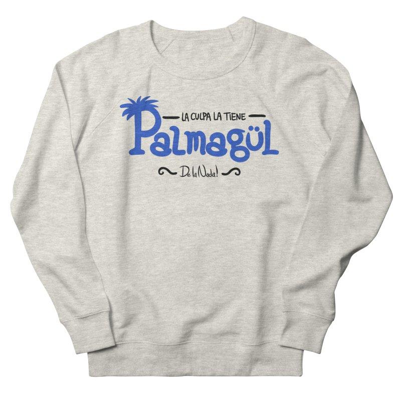 PALMAGUL Women's French Terry Sweatshirt by Tripleta Gourmet Clothing