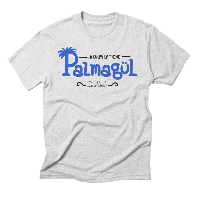 PALMAGUL Men's Triblend T-Shirt by Tripleta Gourmet Clothing