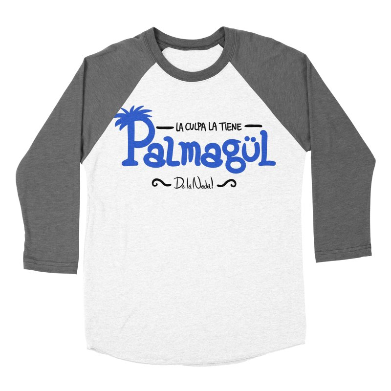 PALMAGUL Men's Baseball Triblend T-Shirt by Tripleta Gourmet Clothing