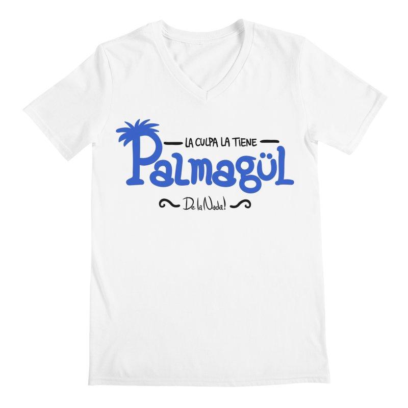 PALMAGUL Men's V-Neck by Tripleta Gourmet Clothing