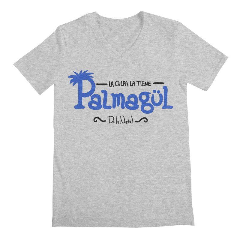 PALMAGUL Men's V-Neck by Tripleta Gourmet Clothing