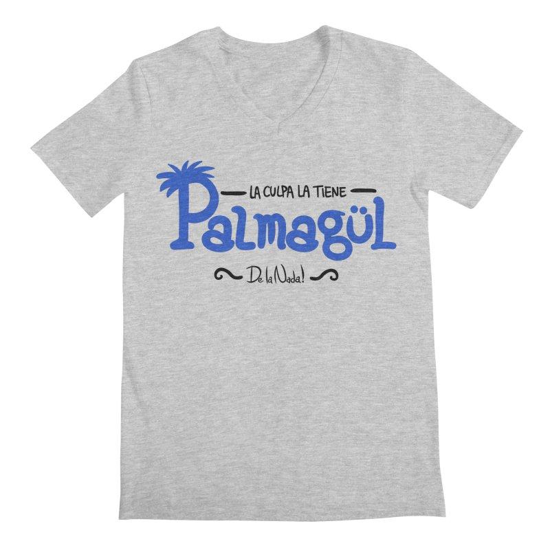 PALMAGUL Men's Regular V-Neck by Tripleta Gourmet Clothing