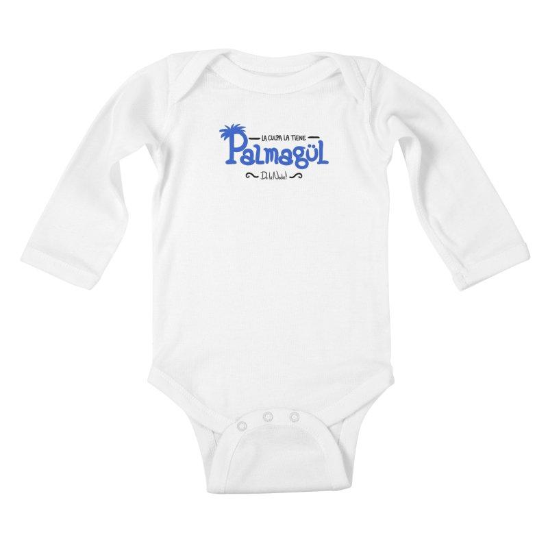 PALMAGUL Kids Baby Longsleeve Bodysuit by Tripleta Studio Shop