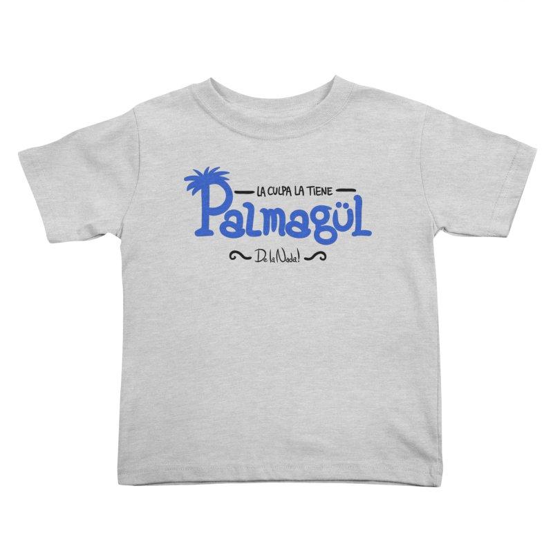 PALMAGUL Kids Toddler T-Shirt by Tripleta Gourmet Clothing