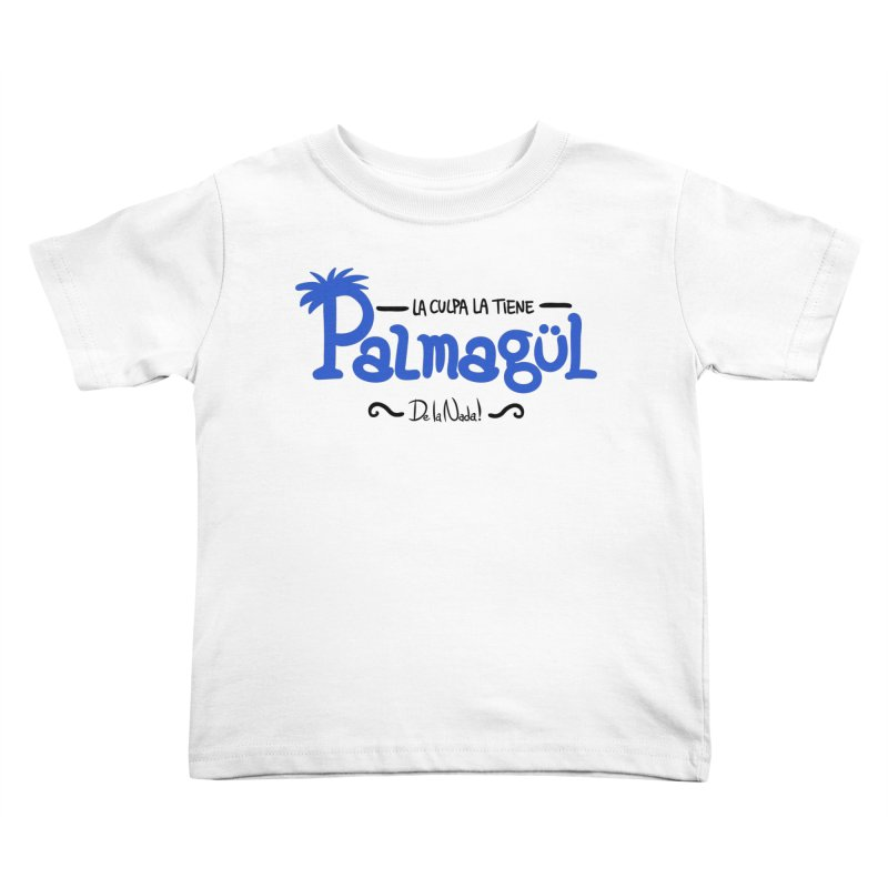 PALMAGUL Kids Toddler T-Shirt by Tripleta Gourmet Clothing