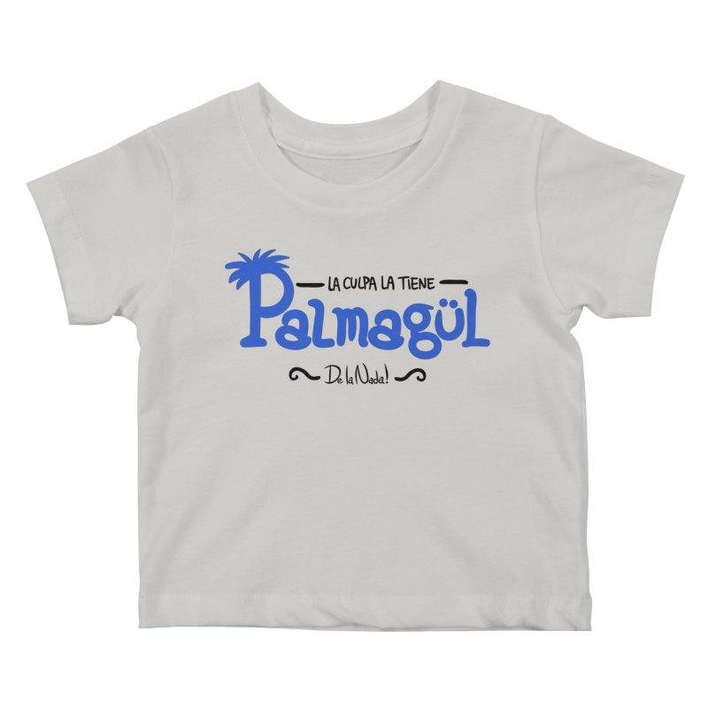 PALMAGUL Kids Baby T-Shirt by Tripleta Gourmet Clothing