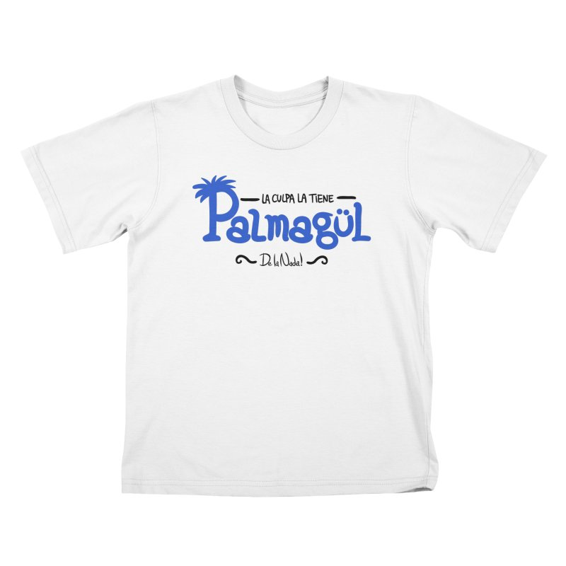 PALMAGUL Kids T-Shirt by Tripleta Gourmet Clothing