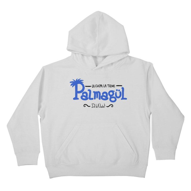 PALMAGUL Kids Pullover Hoody by Tripleta Gourmet Clothing