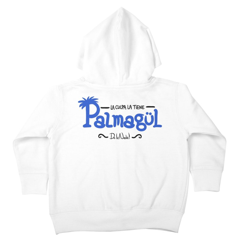 PALMAGUL Kids Toddler Zip-Up Hoody by Tripleta Gourmet Clothing