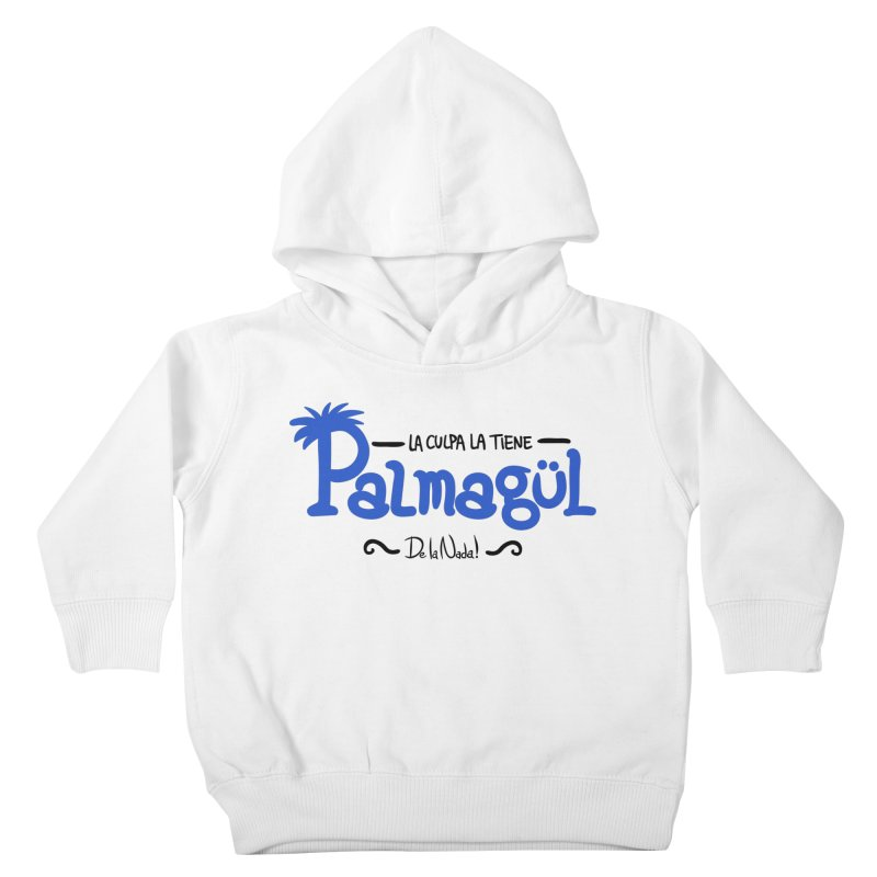 PALMAGUL Kids Toddler Pullover Hoody by Tripleta Gourmet Clothing