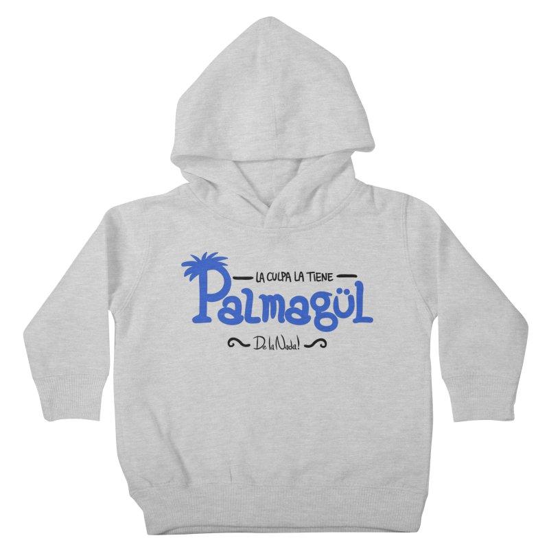 PALMAGUL Kids Toddler Pullover Hoody by Tripleta Studio Shop