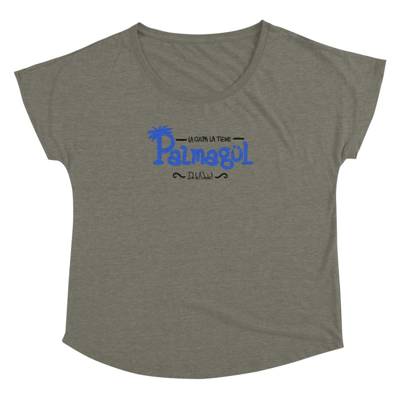 PALMAGUL Women's Dolman by Tripleta Gourmet Clothing