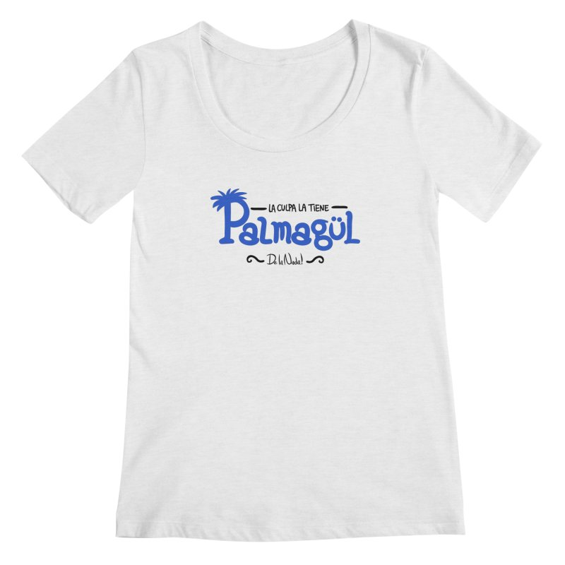 PALMAGUL Women's Scoopneck by Tripleta Gourmet Clothing