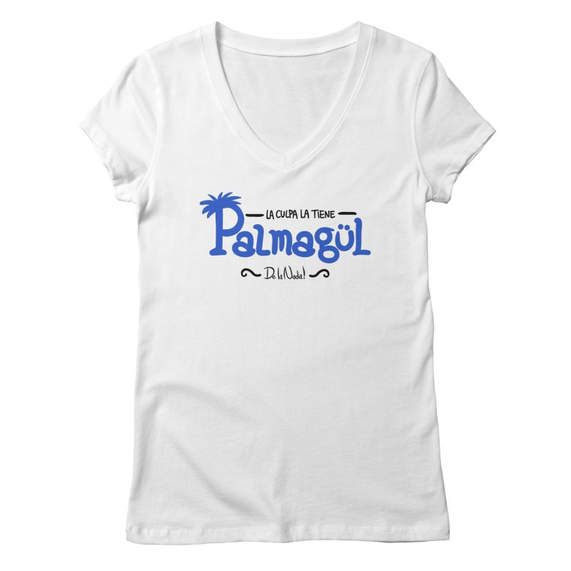 PALMAGUL Women's V-Neck by Tripleta Gourmet Clothing