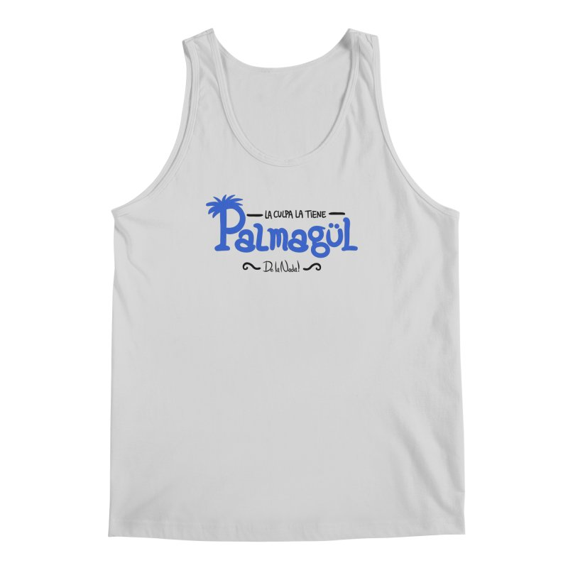 PALMAGUL Men's Regular Tank by Tripleta Studio Shop
