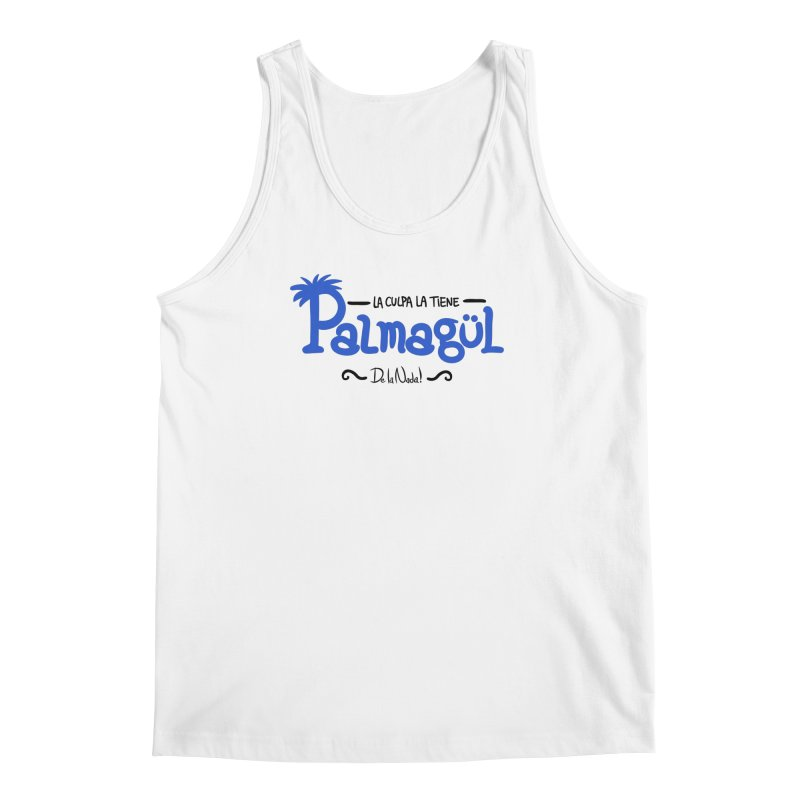PALMAGUL Men's Tank by Tripleta Gourmet Clothing