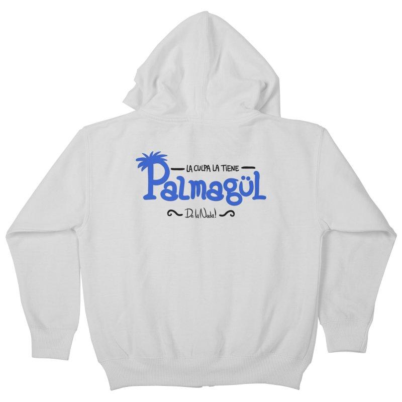 PALMAGUL Kids Zip-Up Hoody by Tripleta Gourmet Clothing