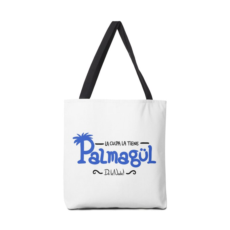 PALMAGUL Accessories Tote Bag Bag by Tripleta Studio Shop