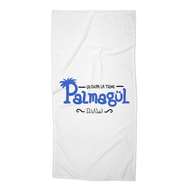 PALMAGUL Accessories Beach Towel by Tripleta Gourmet Clothing