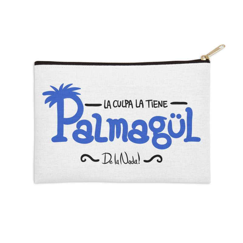 PALMAGUL Accessories Zip Pouch by Tripleta Gourmet Clothing