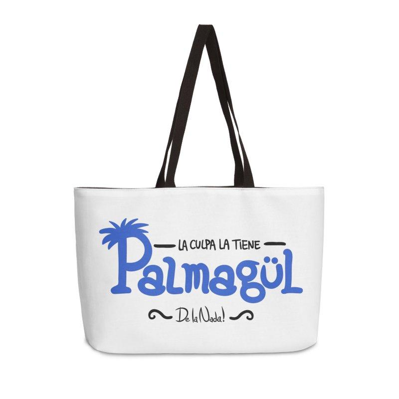 PALMAGUL Accessories Weekender Bag Bag by Tripleta Studio Shop