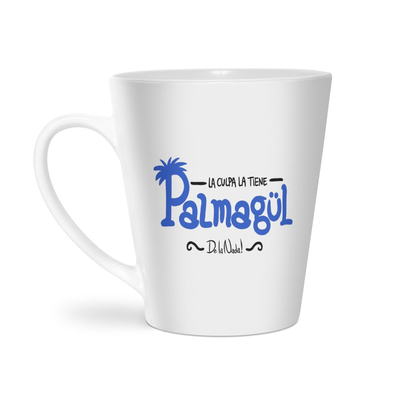 PALMAGUL Accessories Latte Mug by Tripleta Studio Shop