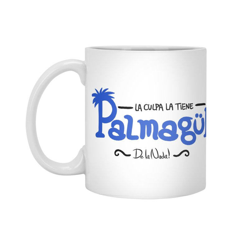 PALMAGUL Accessories Standard Mug by Tripleta Studio Shop