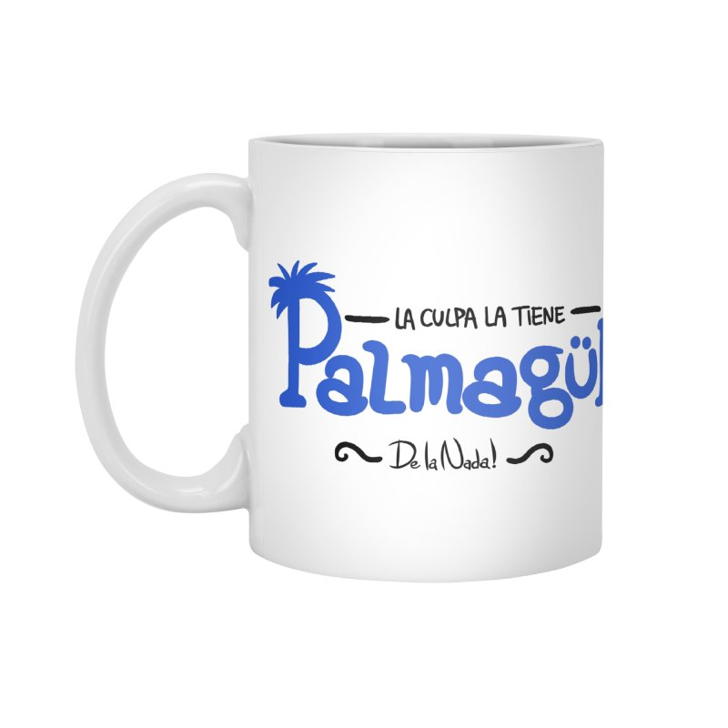 PALMAGUL Accessories Mug by Tripleta Gourmet Clothing