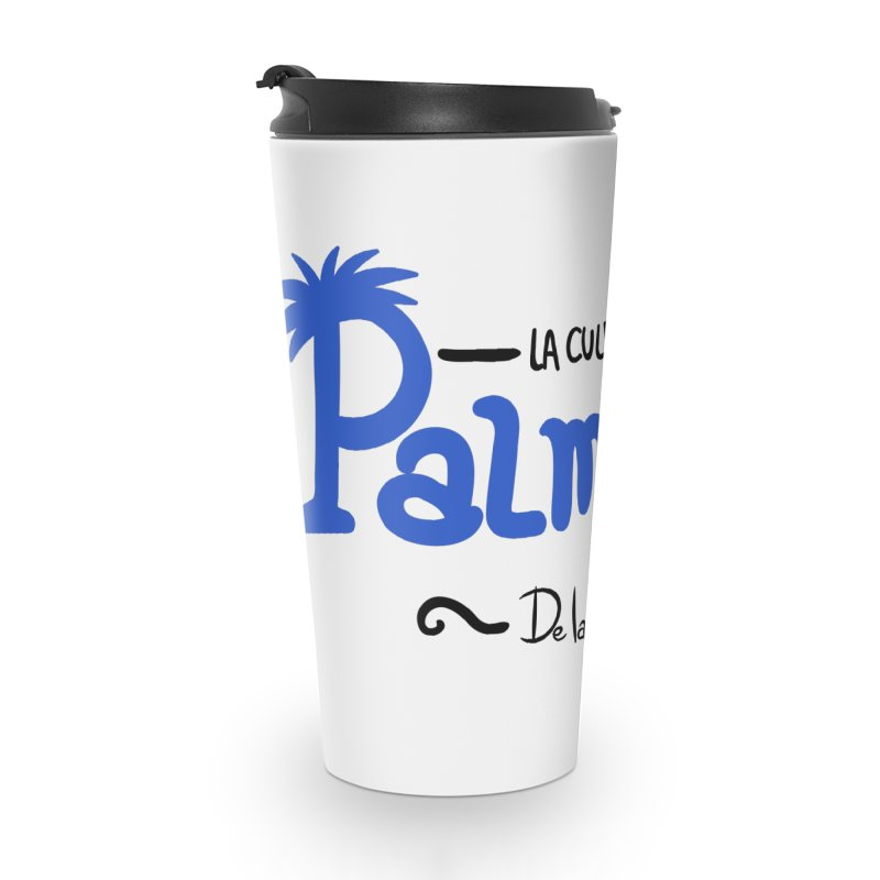 PALMAGUL Accessories Travel Mug by Tripleta Studio Shop