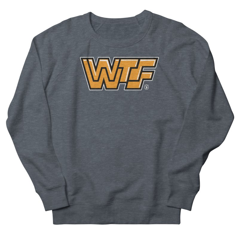 WTF Women's Sweatshirt by Tripleta Gourmet Clothing