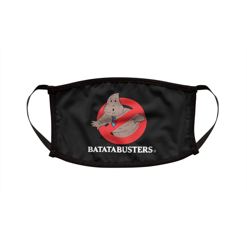 BATATA BUSTERS Accessories Face Mask by Tripleta Studio Shop