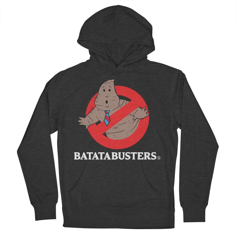 BATATA BUSTERS Women's French Terry Pullover Hoody by Tripleta Studio Shop