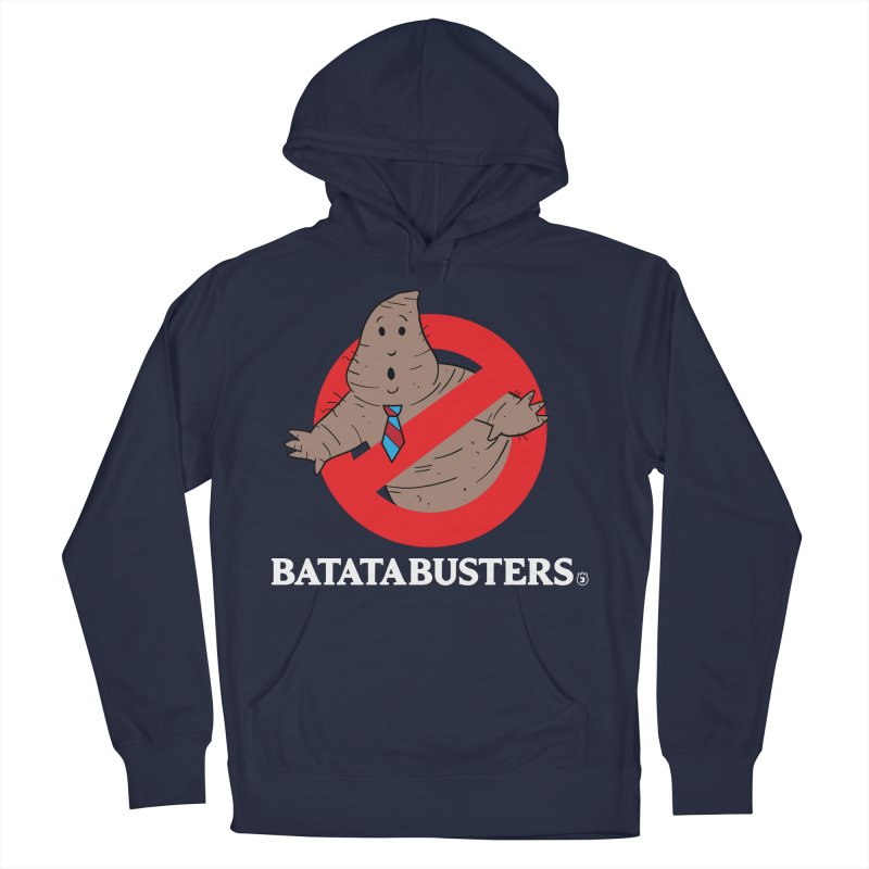 BATATA BUSTERS Women's French Terry Pullover Hoody by Tripleta Gourmet Clothing
